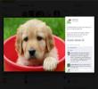 Facebook cho xem ảnh độ phân giải cao, toàn màn hình